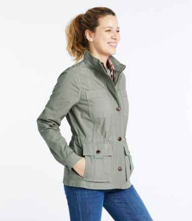 Women's Ripstop Field Jacket