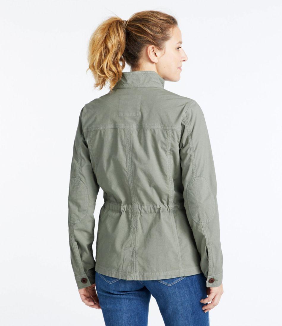 Ripstop Field Jacket