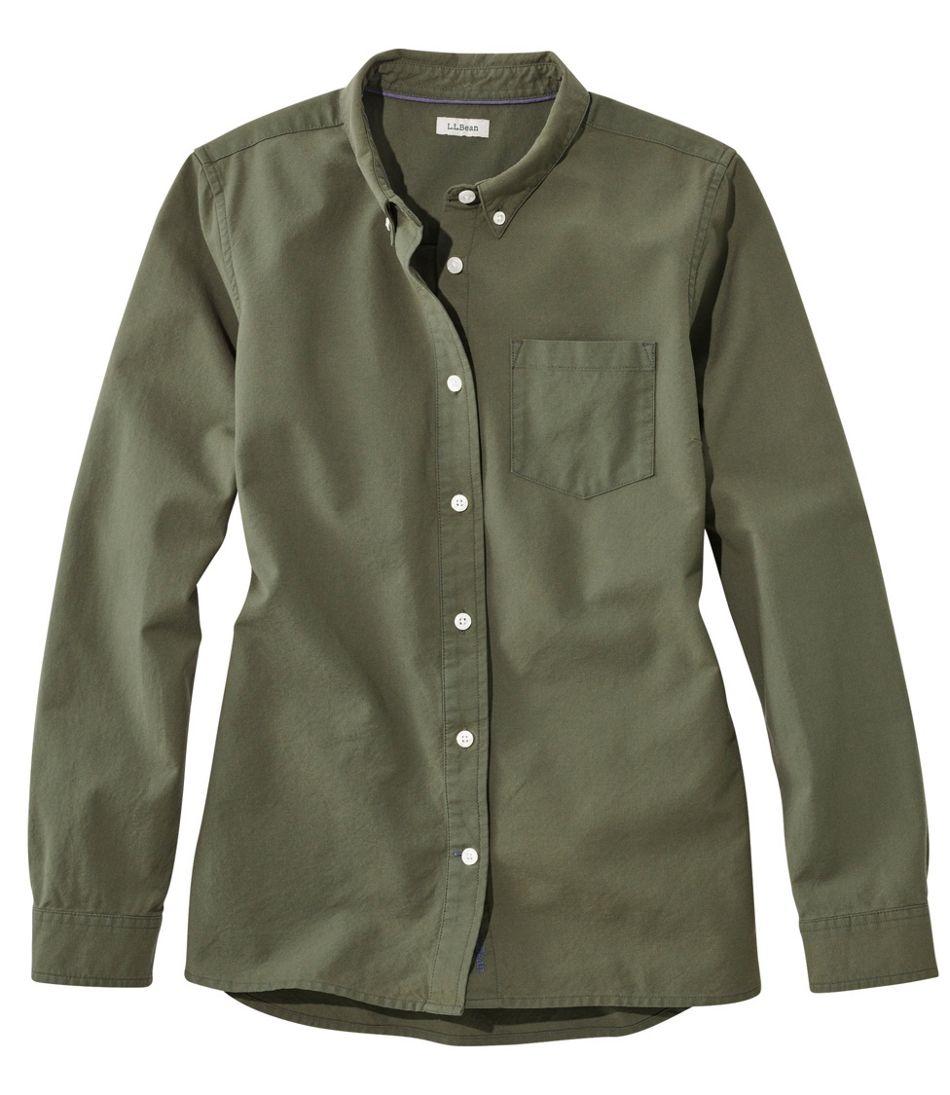 18127a1d81cd7 Women s Lakewashed® Organic Cotton Oxford Shirt