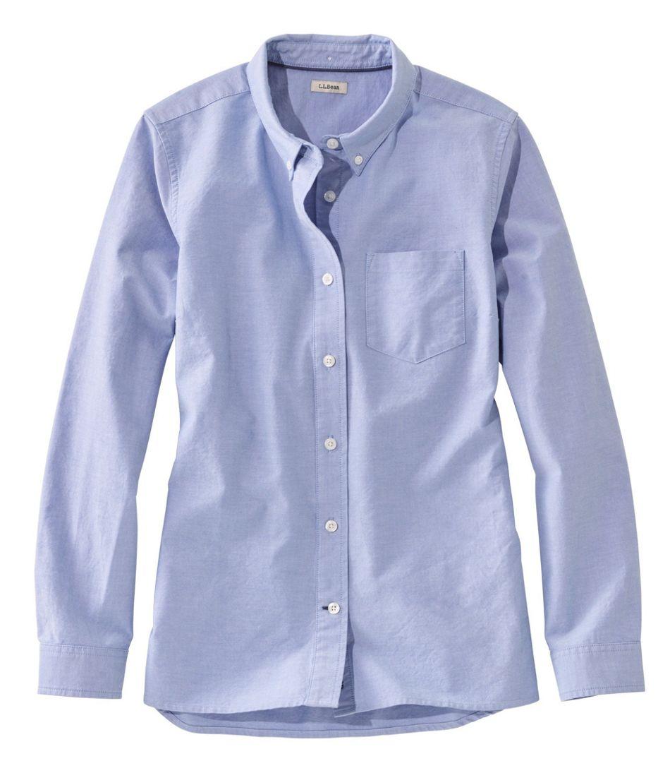 Lakewashed® Organic Cotton Oxford Shirt