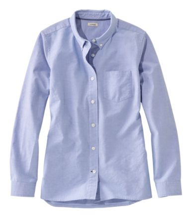 Lakewashed® Organic Cotton Oxford Shirt