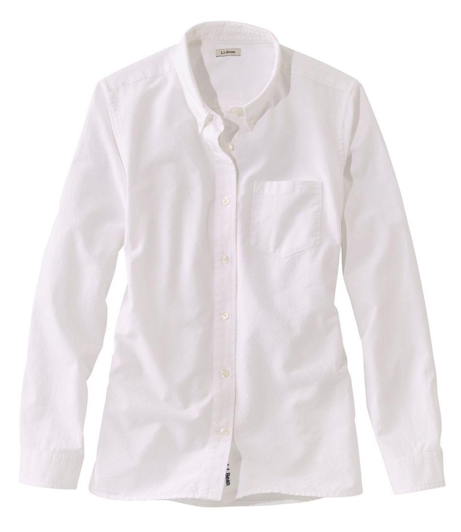 744877c2 Women's Lakewashed® Organic Cotton Oxford Shirt