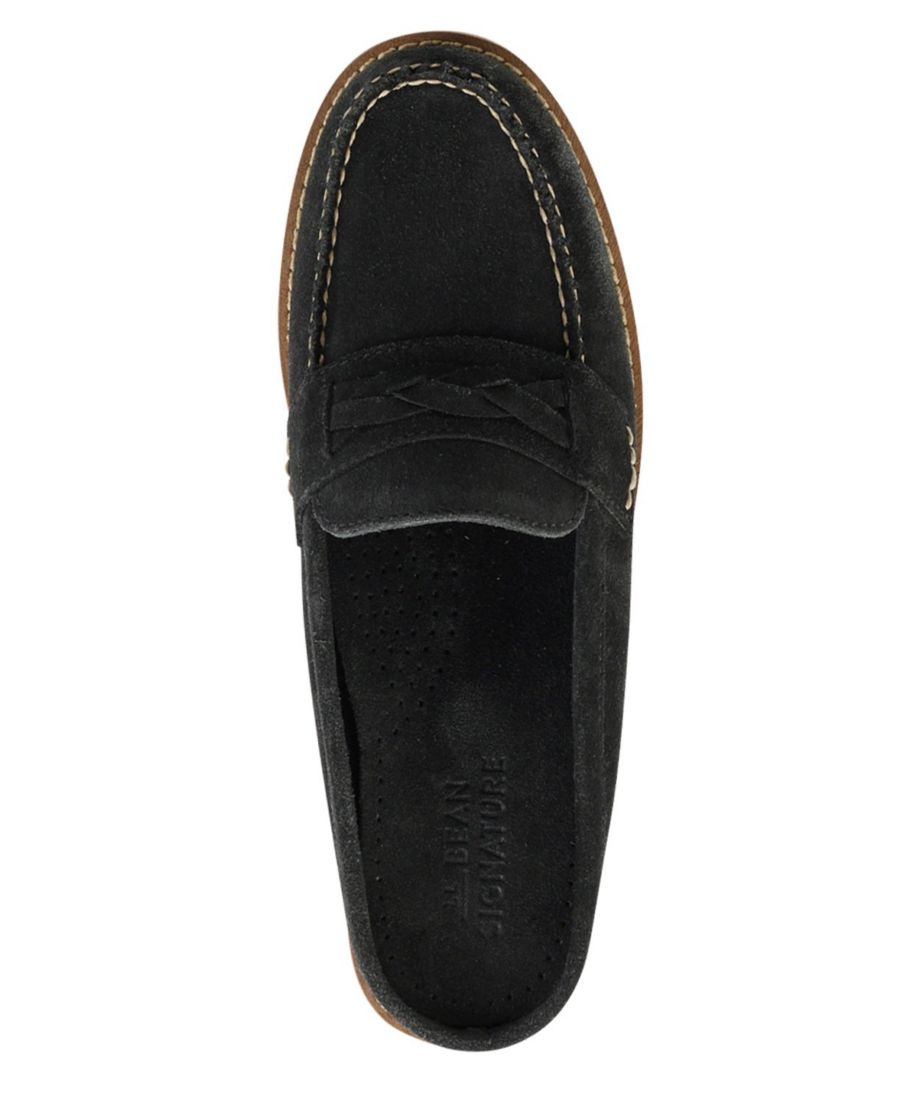 Signature Handsewn Slip-On Suede Loafers