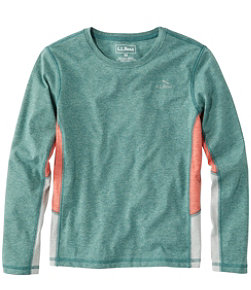 Boys' Pathfinder Tee, Long-Sleeve
