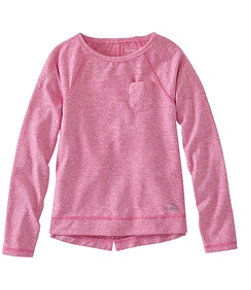 Girls' Ultrasoft Tee, Long-Sleeve