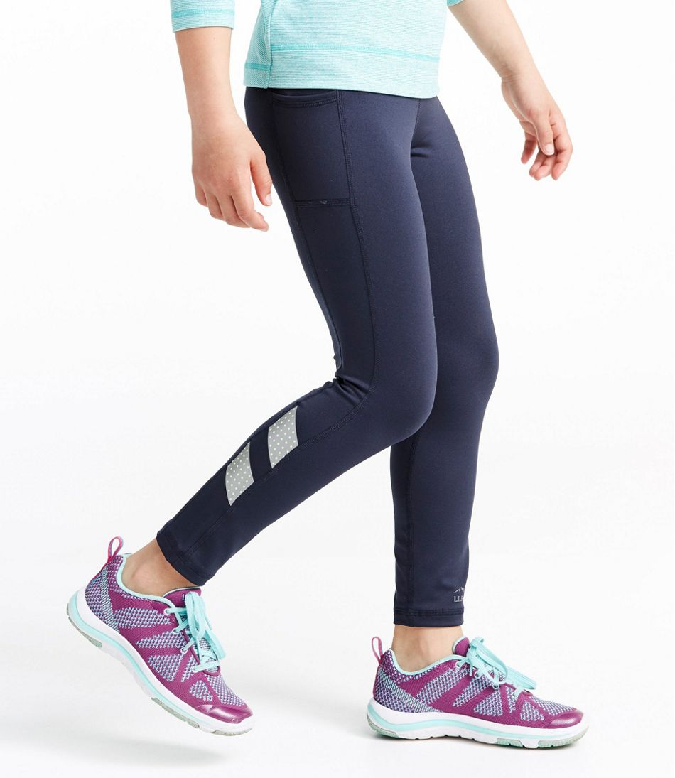 Girls' L.L.Bean Tech Legging