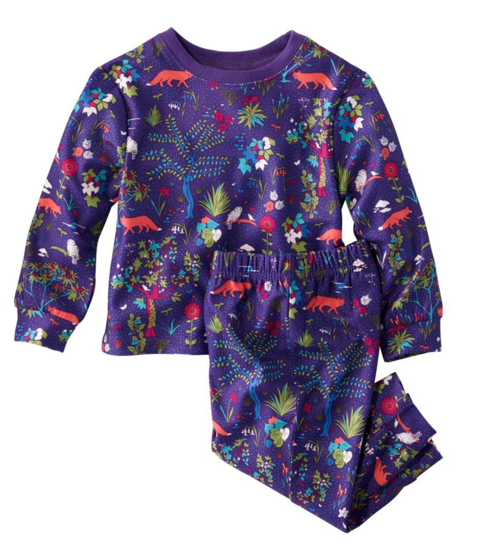 Toddlers' Lights Out Sleepwear, Print