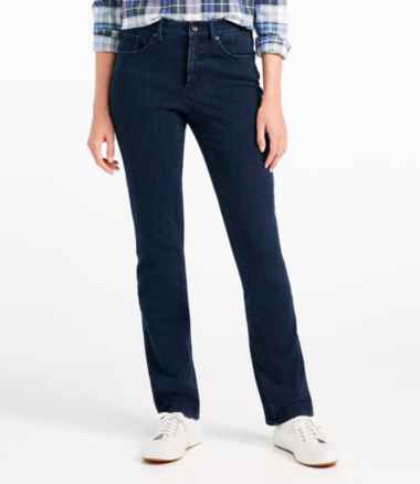 Women's Superstretch Slimming Jeans, Classic Fit Straight-Leg