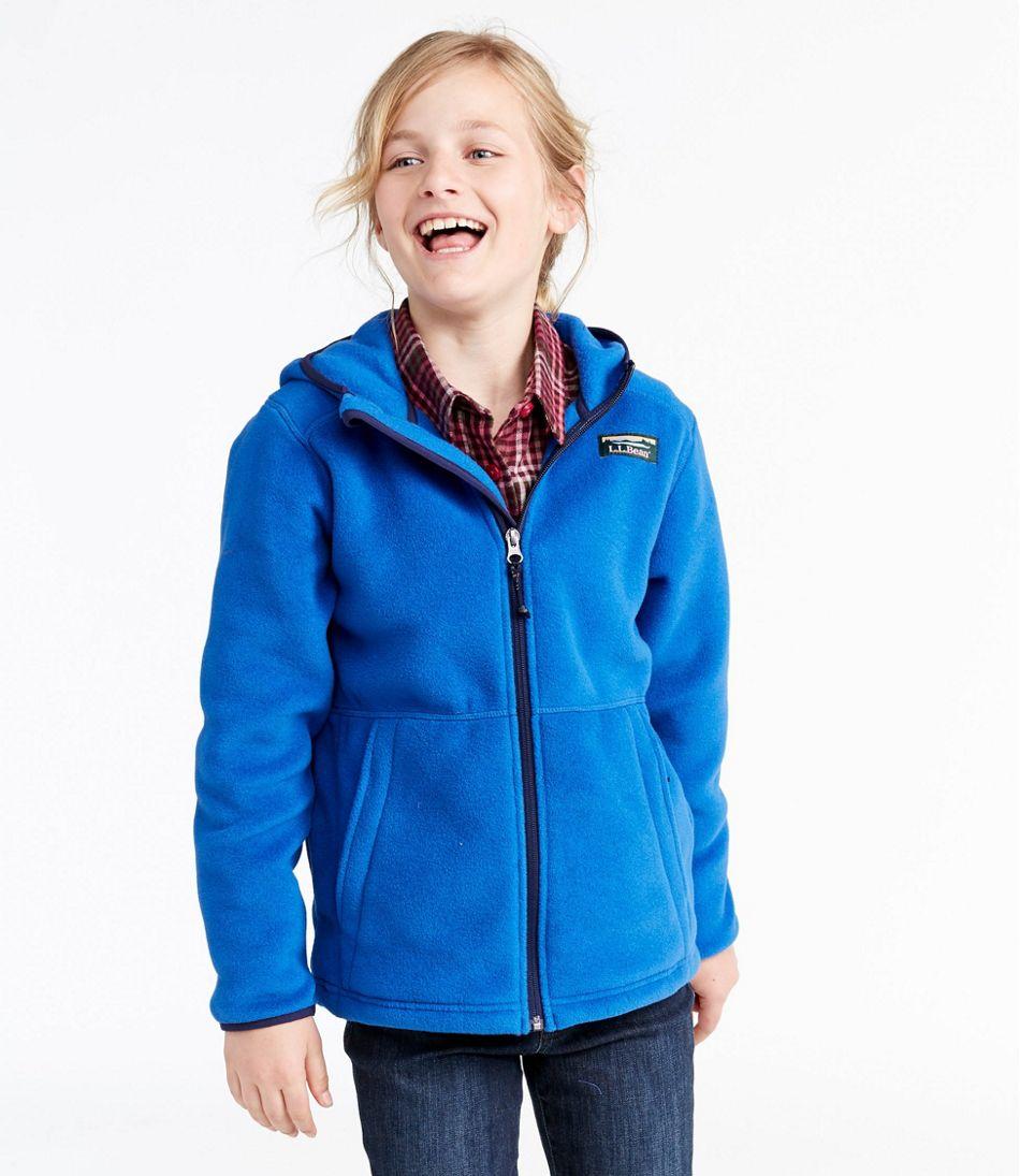 Kids' Mountain Classic Fleece, Hooded