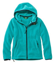 Kids' Mountain Classic Fleece, Hooded