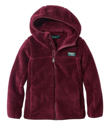 Kids' L.L.Bean Hi-Pile Fleece