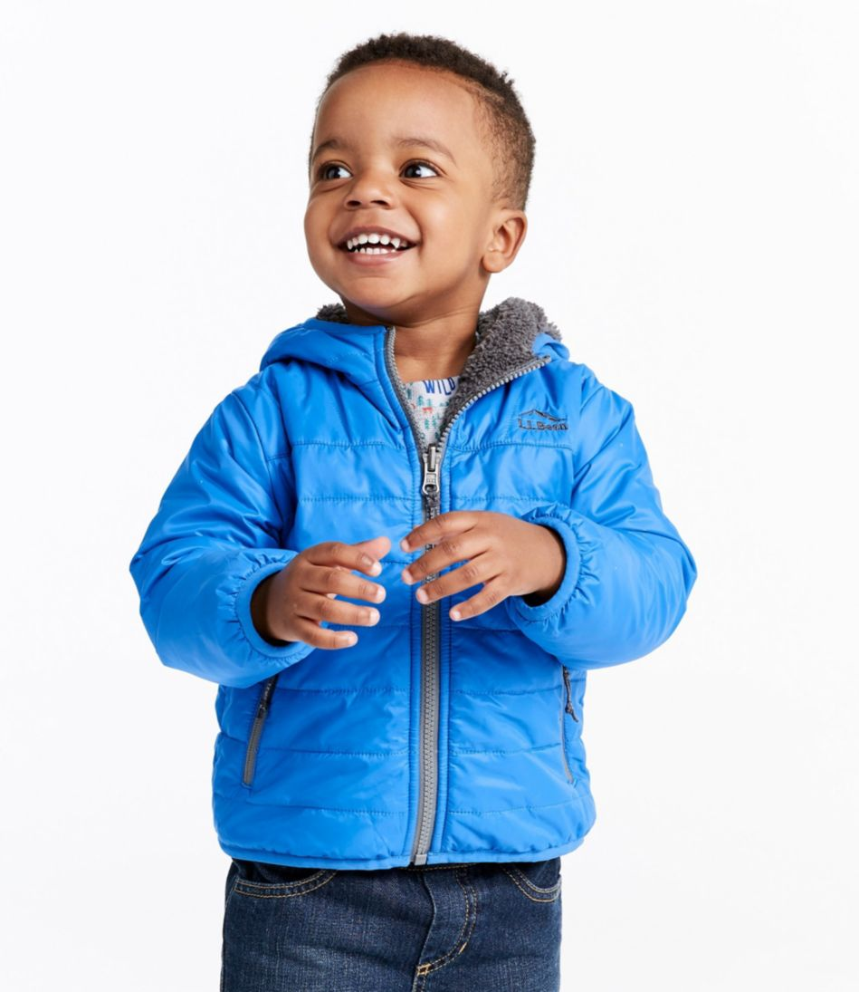 Infants' and Toddlers' Mountain Bound Reversible Jacket