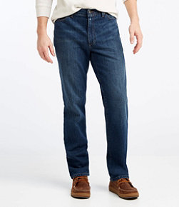 Men's L.L.Bean 1912 Jeans, Classic Fit