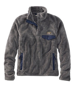 Men's L.L.Bean Hi-Pile Fleece Pullover