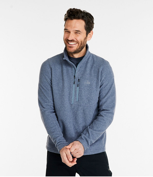 Trail Fleece Quarter Zip Pullover, , large image number 1