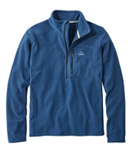 Men's Trail Fitness Fleece, Quarter-Zip