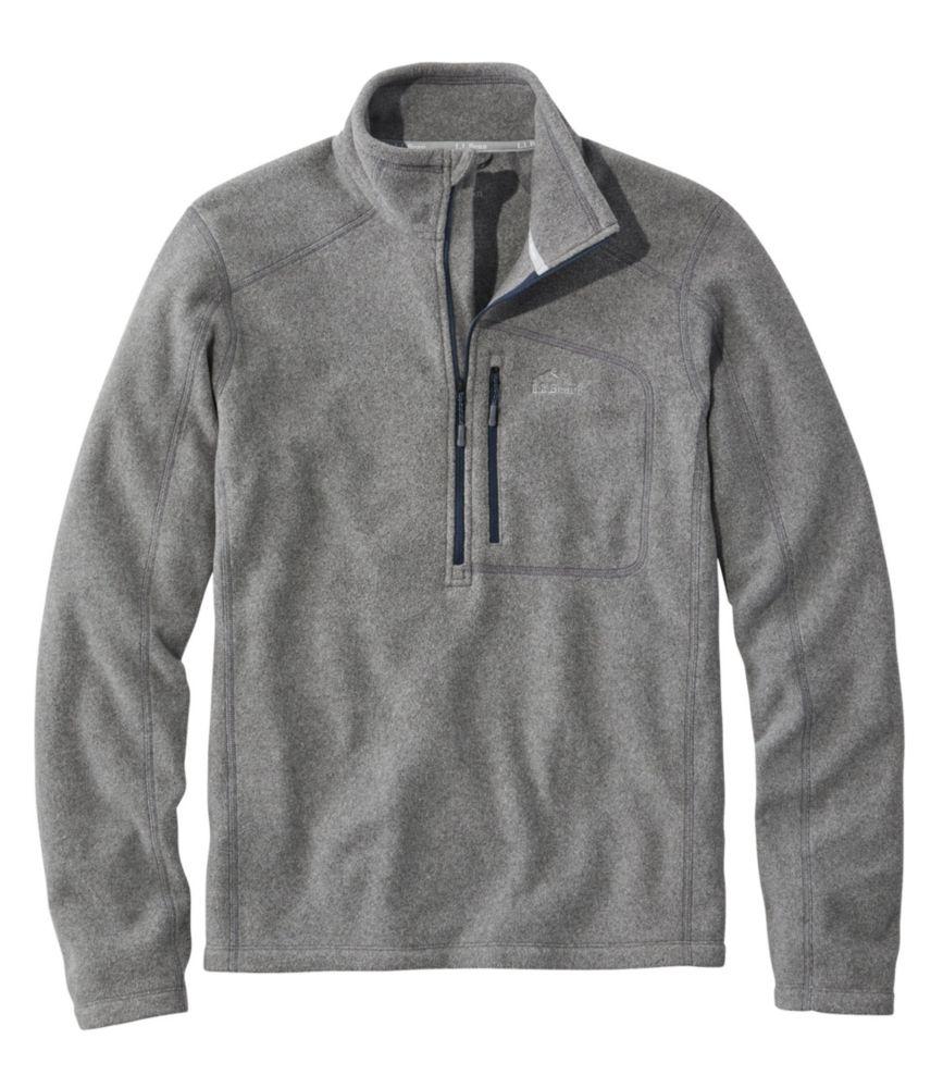 Men's Trail Fleece Quarter-Zip Pullover
