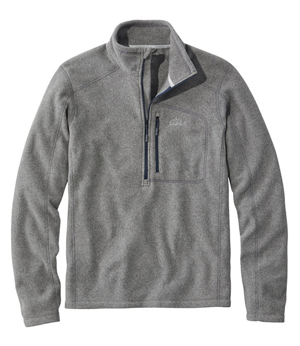 Trail Fleece Quarter Zip Pullover, , large image number 0