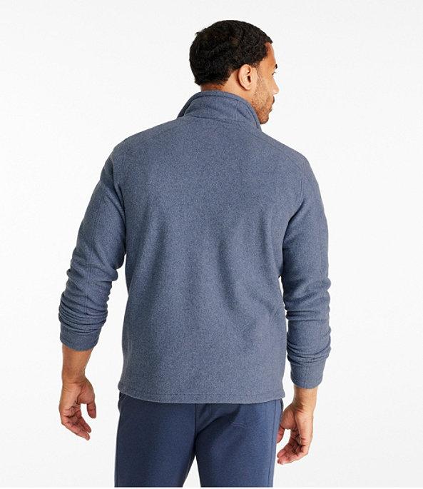Trail Fleece Jacket Full-Zip, Classic Black/Burgundy, large image number 2