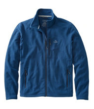 Men's Trail Fitness Fleece, Full-Zip