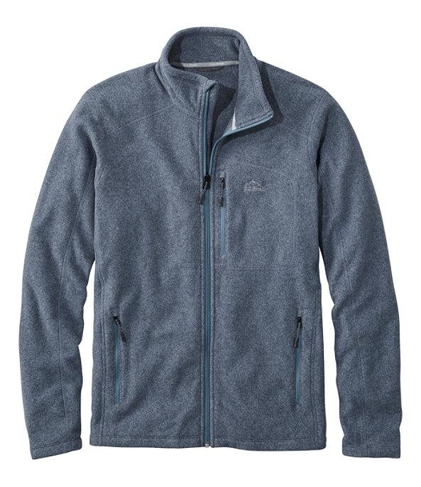 Trail Fleece Full-Zip Jacket, Carbon Navy/Iron Blue, large image number 0