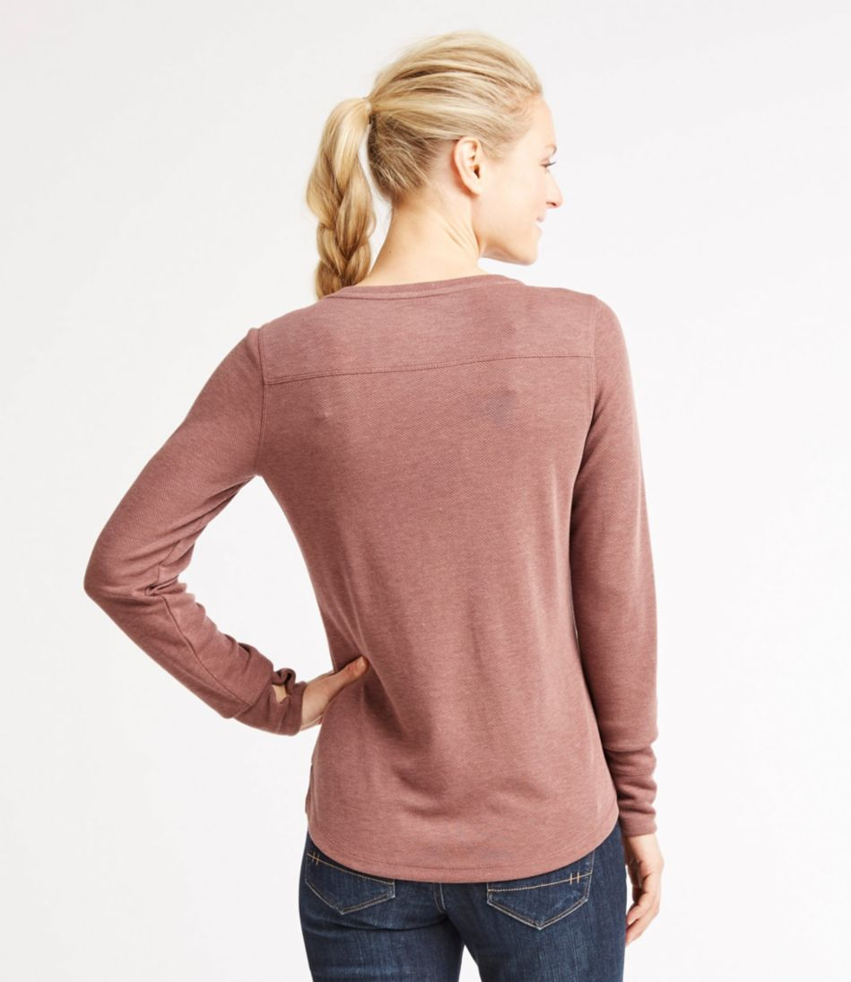 Women's Thermal Trail Henley