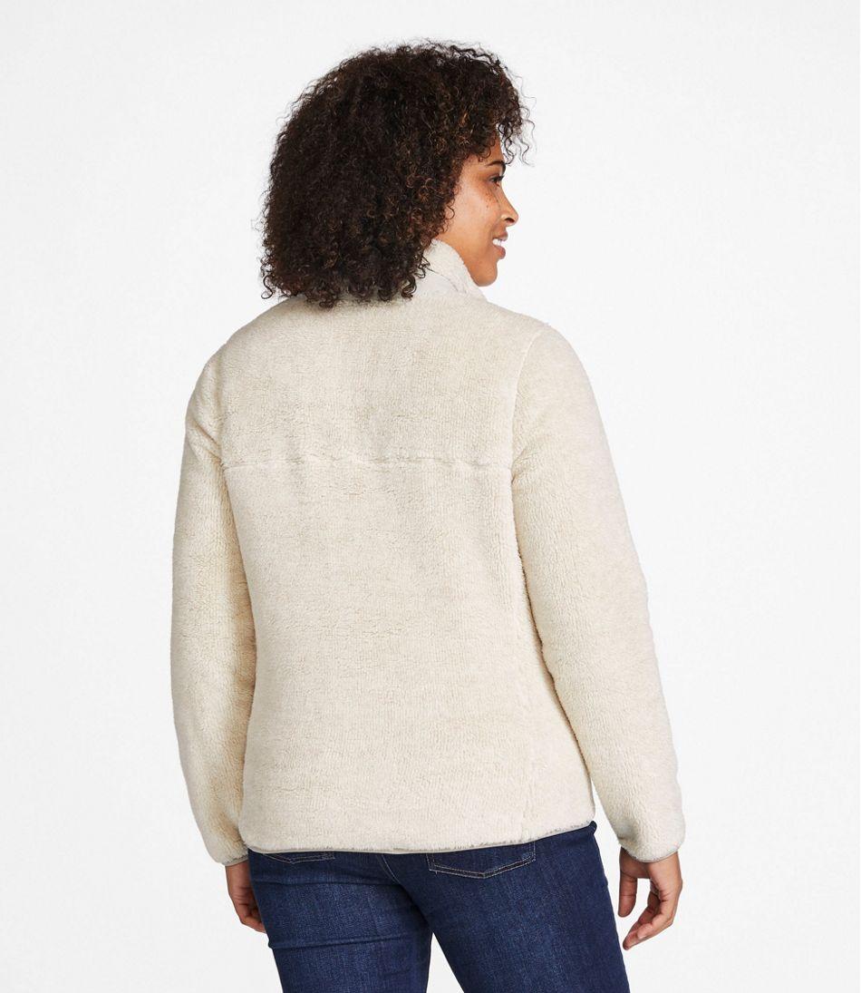 Women's L.L.Bean Hi-Pile Fleece Pullover