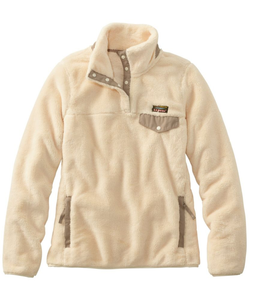 Hi-Pile Fleece Pullover