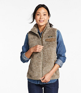 Women's L.L.Bean Hi-Pile Fleece Vest