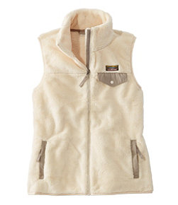 L.L.Bean Hi-Pile Fleece Vest