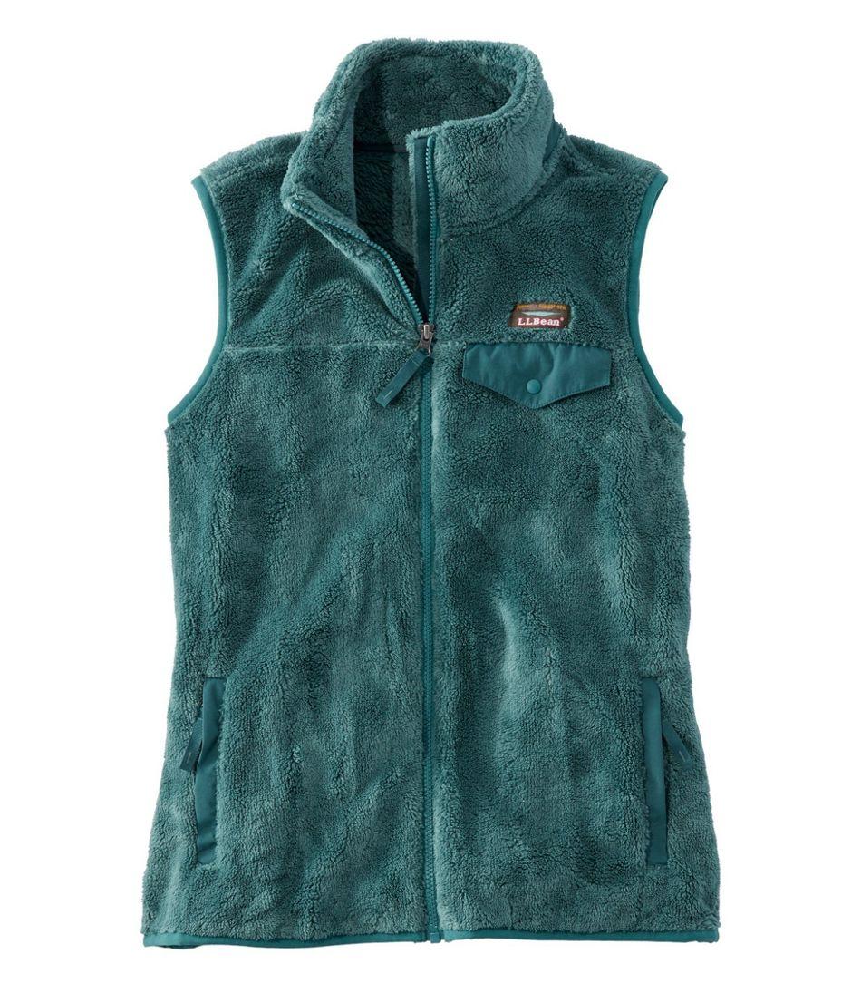 L.L.Bean Hi-Pile Fleece Vest