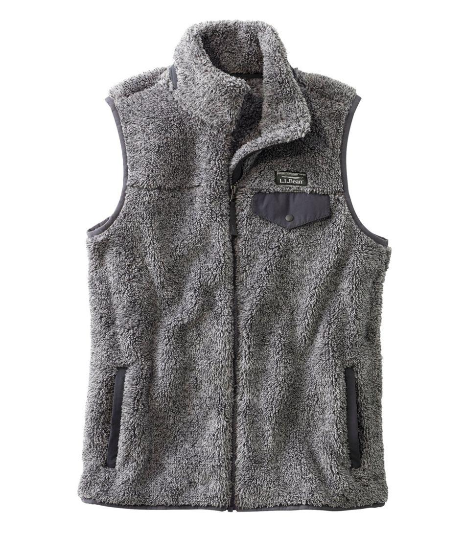 Women's L.L.Bean Hi-Pile Fleece Vest