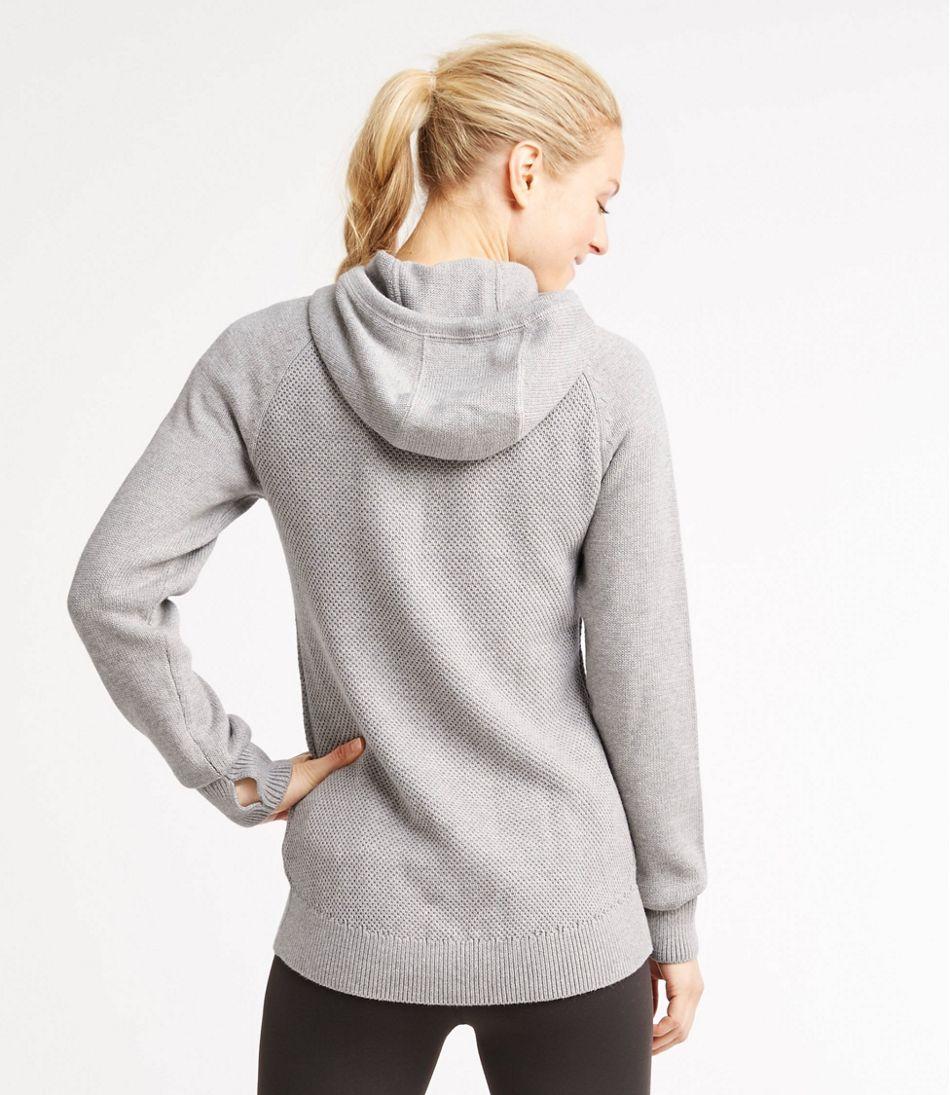 Women's Wanderer Quarter-Zip Sweater Hoodie