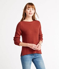 Signature Washable Merino Boatneck Sweater