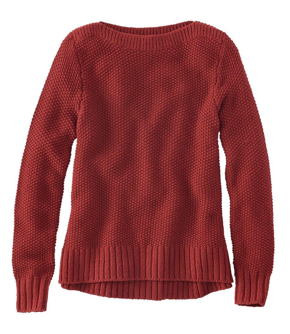 Signature Washable Merino Boatneck Sweater