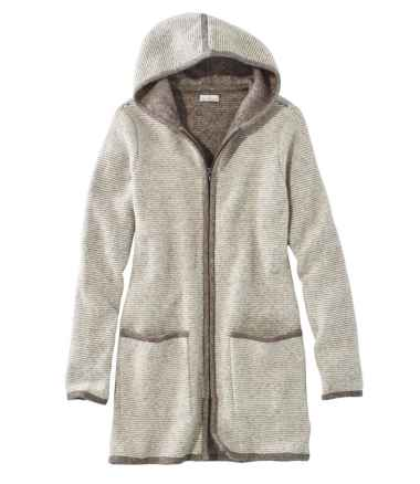 Signature Hooded Coatigan