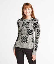 Signature Wool-Blend Ragg Sweater