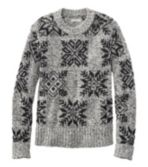 Women's Signature Wool-Blend Ragg Sweater