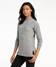 Signature Cashmere Ribbed Pullover