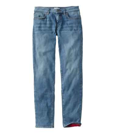 Women's Signature Lined Boyfriend Jeans