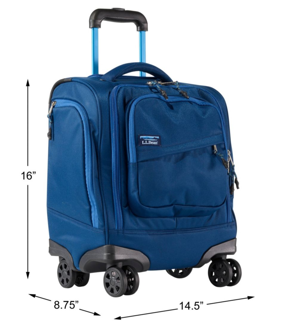 Carryall Rolling Underseat Bag