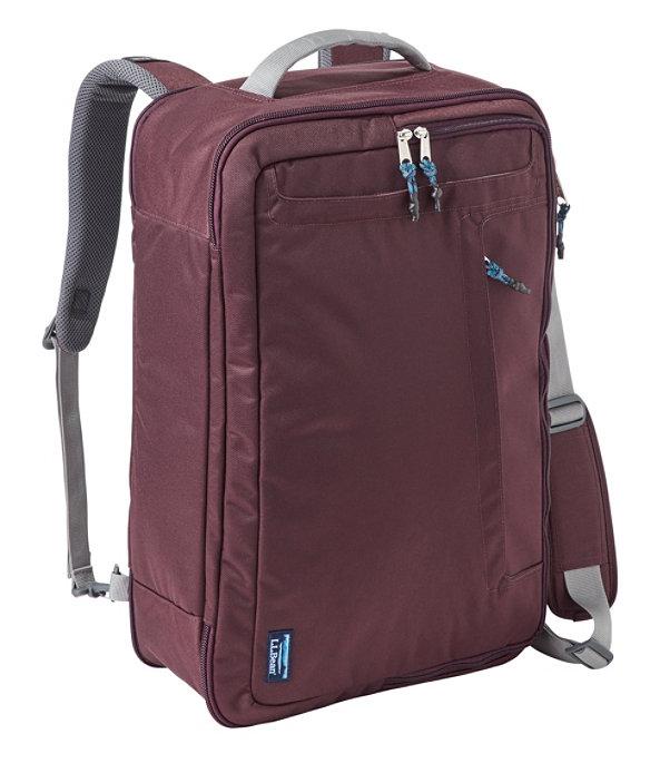 Carryall Travel Pack, Black Plum, large image number 0