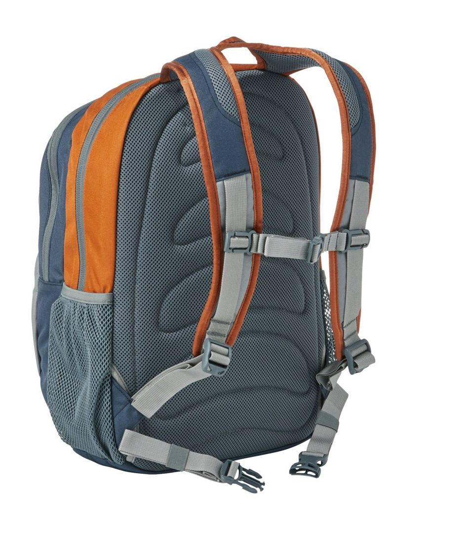 Ledge Backpack, Colorblock