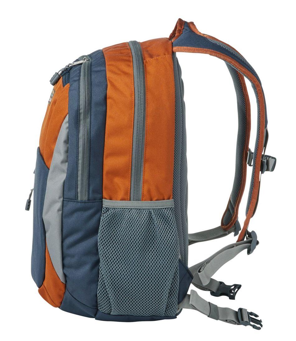 Ledge Backpack, Colorblock