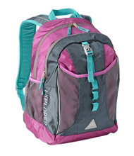 L.L.Bean Explorer Backpack, Colorblock