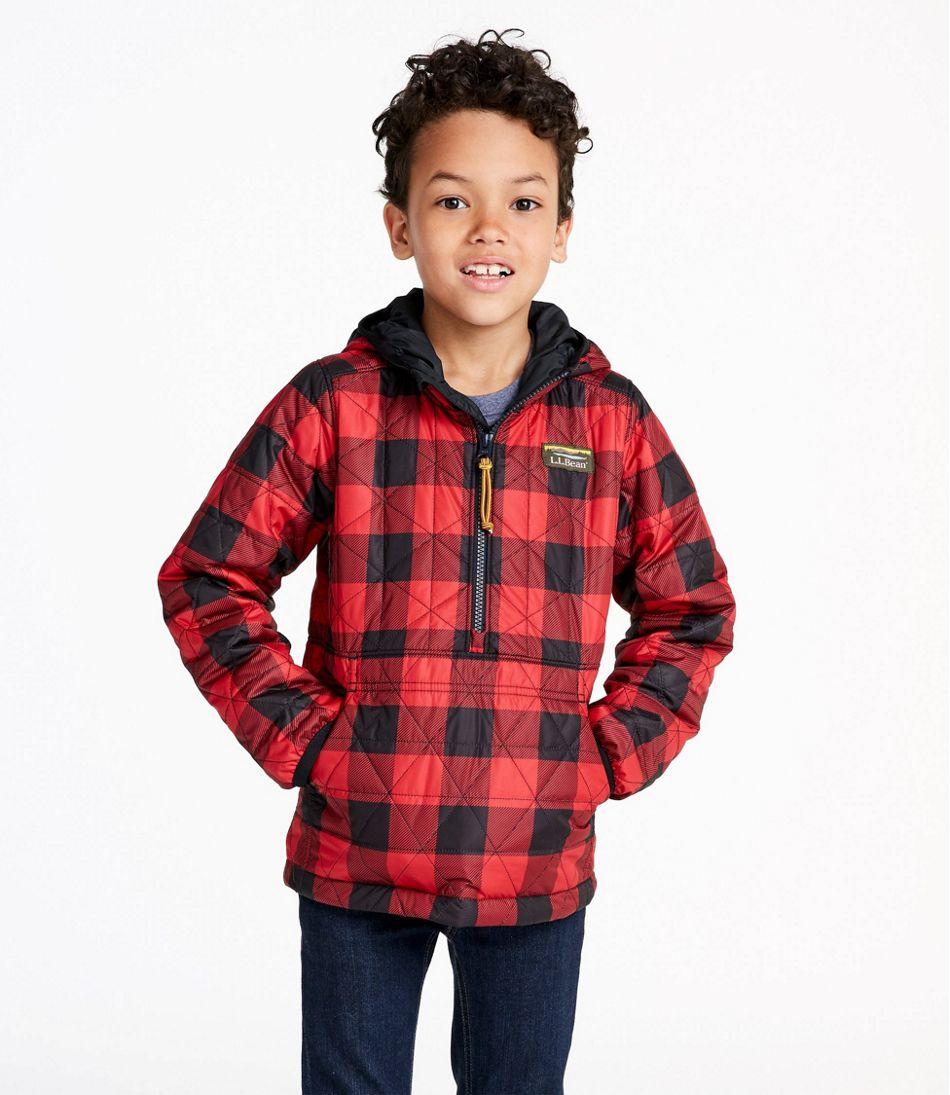 Kids' Katahdin Insulated Pullover, Print