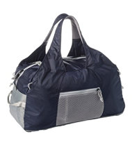 L Bean Stowaway Duffle Bag