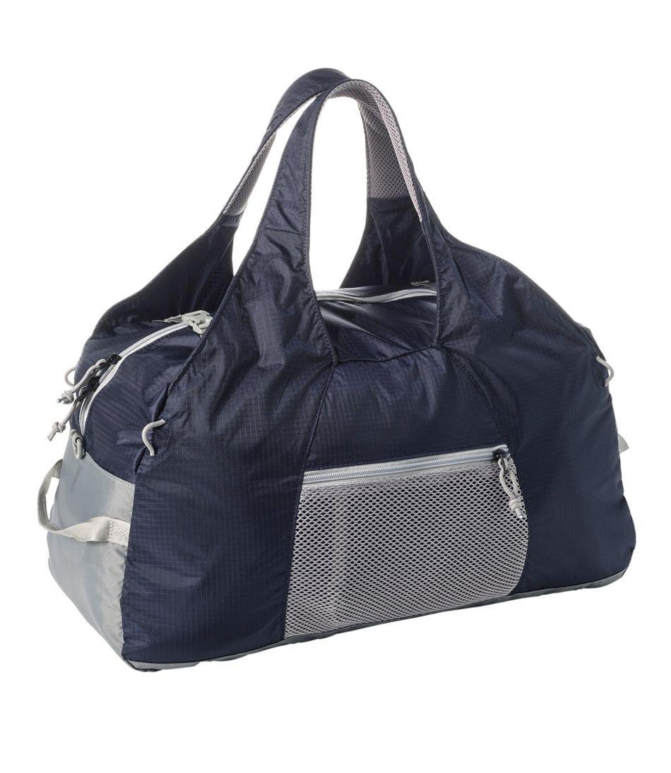 L.L.Bean Stowaway Duffle Bag