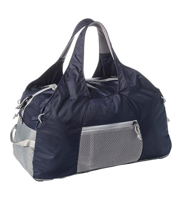 L.L.Bean Stowaway Duffle Bag, Bright Navy/Katahdin, large image number 0