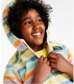Kids' Mountain Classic Fleece, Hooded, Print